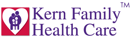 Kern Family Health Care logo